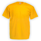 Fruit of The Loom Valueweight T-Shirts (farbig)
