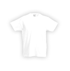 Fruit of The Loom Kids Valueweight T-Shirts (weiß)