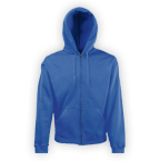 Fruit of The Loom Hooded Sweat Jacket (farbig)
