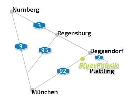 Kontakt Flyerfabrik Werbe Gmbh Plattling